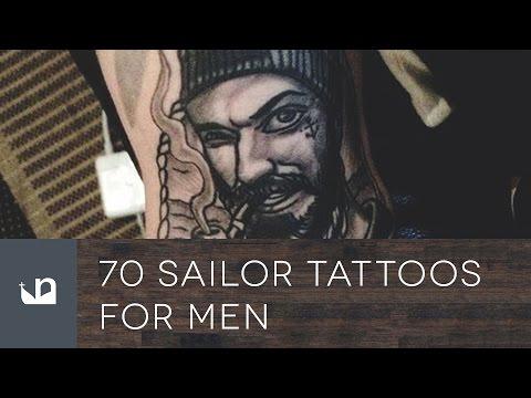 Sailor jerry tattoos doovi for Peck tattoos for guys
