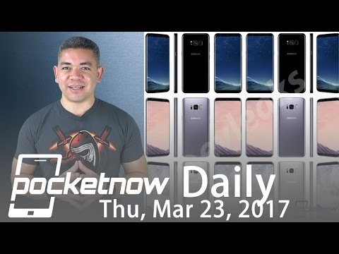 Samsung Galaxy S8 extra colors, Super Mario Run on Android & more - Pocketnow Daily