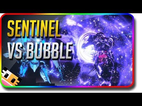 Destiny 2 - How To Sentinel vs Ward of Dawn (Destiny 2 Sentinel Gameplay)