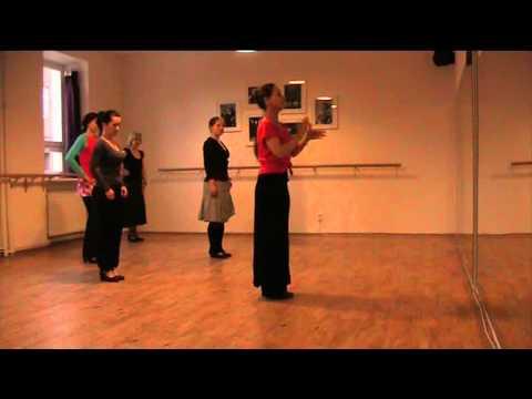 Ema Rosa - Flamenco lekce - Brno