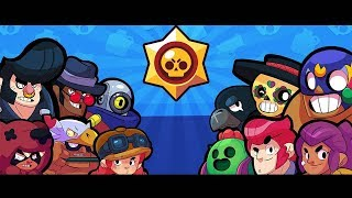 BRAWL STARS: ALL BRAWLERS AND THEIR ADS!!!