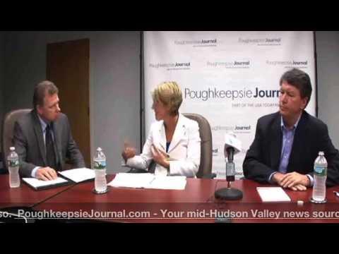 John Talks to the Poughkeepsie Journal