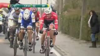 Kuurne Brussel Kuurne 2017 last 2km Peter Sagan