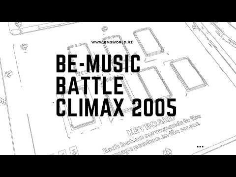 Andy Lee arranged by Saka-ROW組 - L.D. Genre, Eurobeat ♫ Be-Music Battle ClimaX 2005 ♫