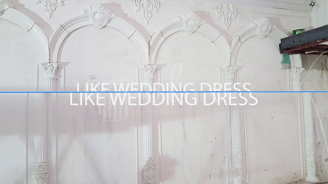 Decoratiuni Nunta Exterior Interior Decor Besa Albatros Youtube