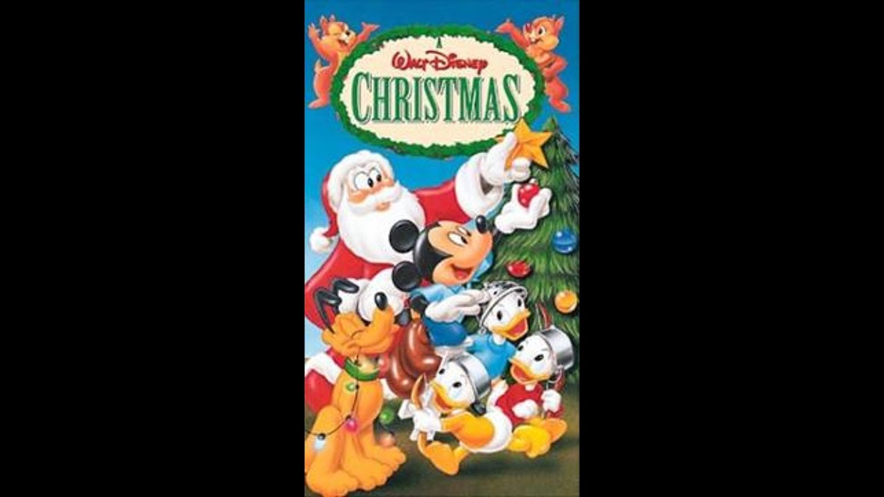 Opening to A Walt Disney Christmas 2000 VHS - YouTube