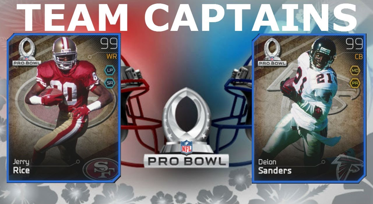detailing 92cfe cdc2f #MUT25 | Jerry Rice & Deion Sanders Team Captain Pro Bowl Collection  Completion | Best Promo?