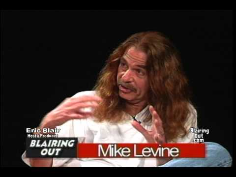 TRIUMPH's Mike Levine talks w Eric Blair about his life in music 2003