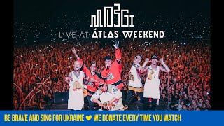 MOZGI - Вынос Мозга - Live at Atlas Weekend