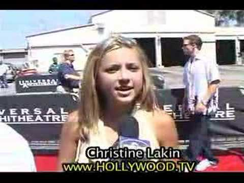 Christine Lakin How to make it in Hollywood