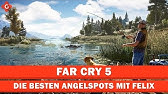Akustische Wolfsköder Far Cry 5 Karte.Far Cry 5 Tipps 1 Ruf Der Wildnis 2 Alle 6 Wolfsköder Youtube