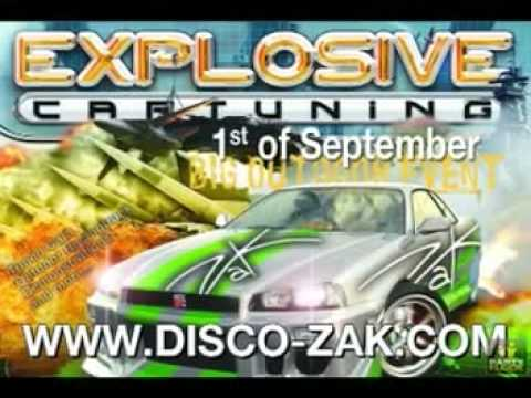 Dj CB   Explosive Car Tuning Mega Mix part 2