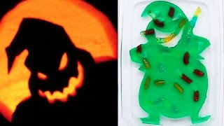Oogie Boogie's Squirmy Wormy Treat | Nightmare Before Christmas | Disney Family