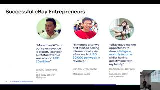 Go Big Go Global with eBay: Insider Tips to Global eCommerce - WordPress Singapore