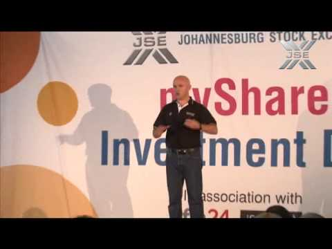 MyShare Day - JSE: Taking the plunge with Grant Meintjies
