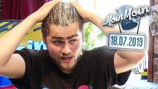 Haare waschen mit Roggenmehl #nopoo & Berlin Brettspiel Con | MoinMoin mit Fabian Kr.