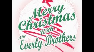 Everly Brothers sing Christmas Songs !  (new audio/ edited by Erik Tielman)