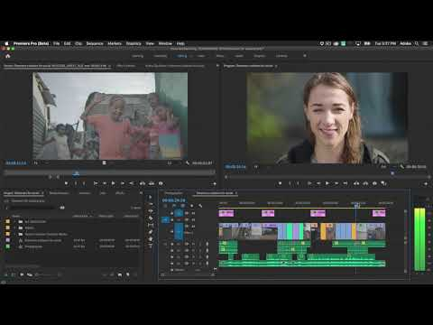 Adobe Premiere Pro will use AI to reframe videos for all of your social apps