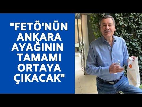 Murat Ağırel: Melih Gökçek yargılanırsa Fetö'nün tüm Ankara ayağı ortaya çıkar!