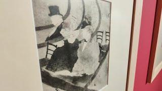 Los grabados de Toulouse-Lautrec 'brillan' en el Museo Art Nouveau y Art Déco de Salamanca
