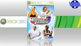 Virtua Tennis 3 Gameplay Xbox 360 ( 2007 )