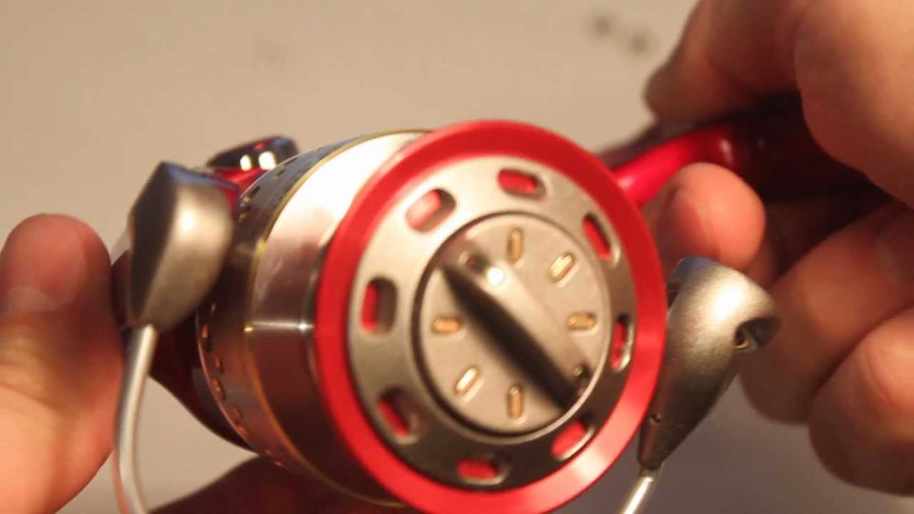 SPRO Red Arc Reel 10401 M