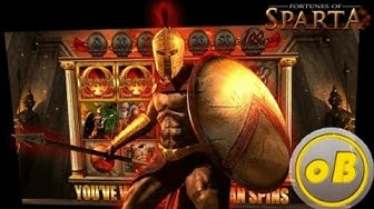 Online Casino || Fortunes of Sparta