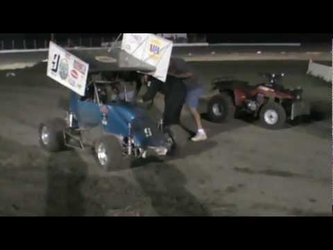 Colorado Outlaws 270 Sprint A-Main | I-76 Speedway | Ft. Morgan, CO | 8/11/12