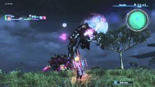 Xenoblade Chronicles X - Nardacyon, the Shadowless On Foot Solo (Raygun)