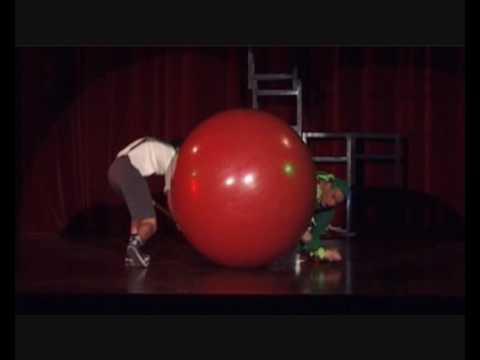 New Zealands #1 Globe Walker - A Fantastical Fairytale Circus