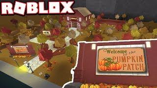 The Autumn Pumpkin Patch!!! ft. MadiSparkles | Subscriber Tours (Roblox Bloxburg)