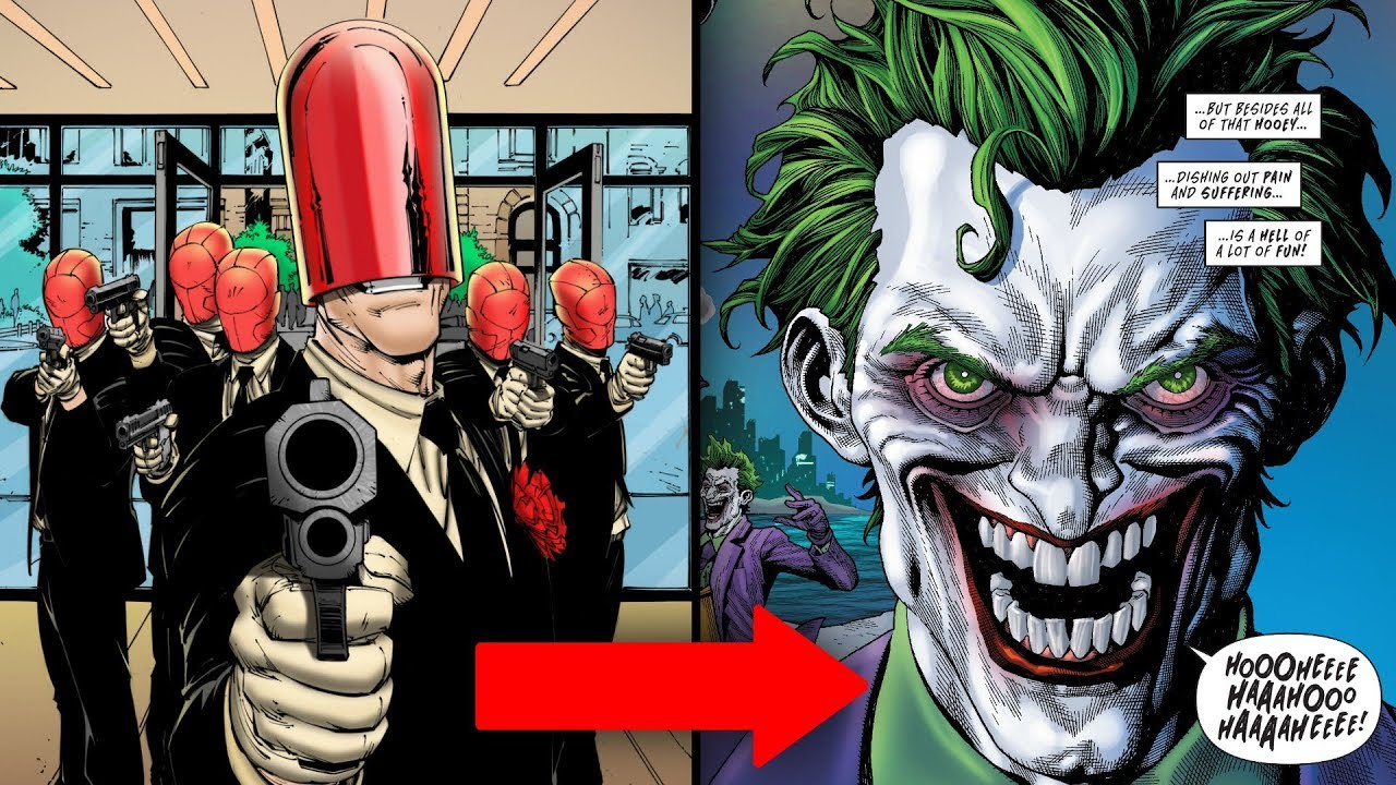 Who The Joker Was Before He Became The Joker Dc Comics Explained