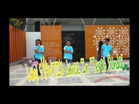 LAGI Syantik | Siti Badriah | Fie'Be Dance In Teras Sunda