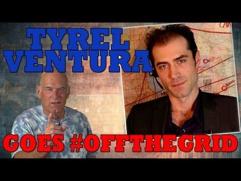 Tyrel Ventura Goes #OffTheGrid | Jesse Ventura Off The Grid - Ora TV