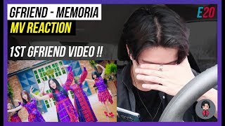 "[K-POP REACTION] ★ EP 20 - [GFRIEND/여자친구] ""Memoria"" MV"