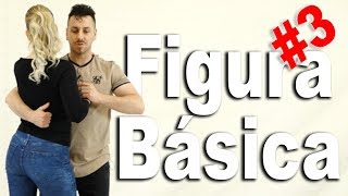12. Figura Bachata #3  | Como bailar bachata en Pareja | Bachata baile sensual | Bachata romantica