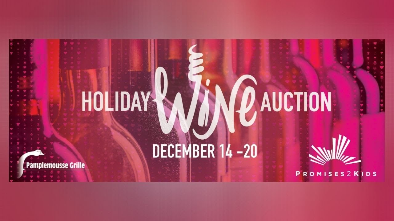 Holiday Wine Auction