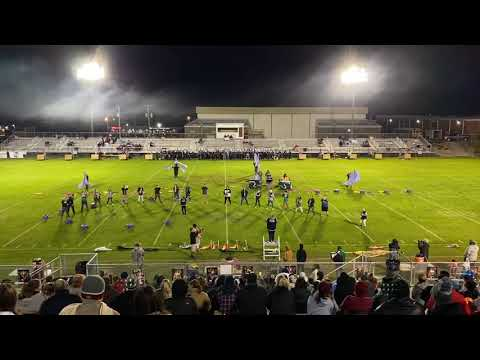 Tanner High School Marching Band 11/1
