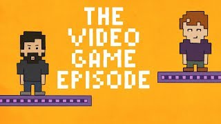 The Video Game Episode