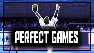 MLB: Perfect Games (HD)