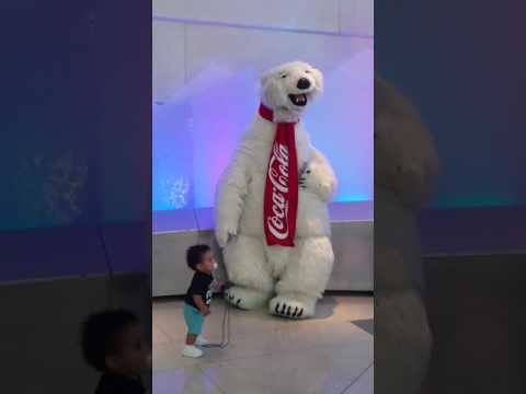 The World of Coca-Cola Polar Bear