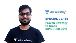 Special Class - IBPS Clerk 2018 - Proven Strategy to Crack It - Kapil Kathpal