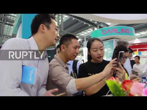 China primer Smartphone VR Protruly Darling VR