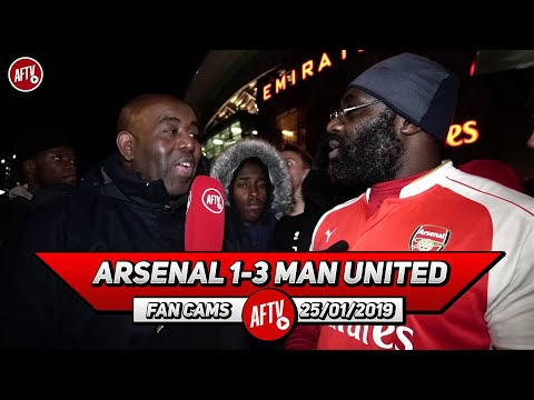Arsenal 1-3 Man United | Emery Has Inherited A Bad Team & Bad Financial Situation! (Kenny Ken)