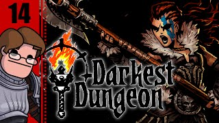 let s play darkest dungeon part 14 brigand 8 pounder cannon boss fight