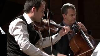 Chopin Trio Op.8 Tchekoratova/Penchev/Tanev at Bulgaria Hall