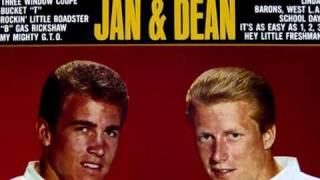 JAN and DEAN  THE NEW GIRL IN SCHOOL.wmv