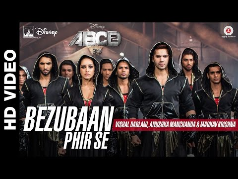 Bezubaan Phir Se Video Song - ABCD 2