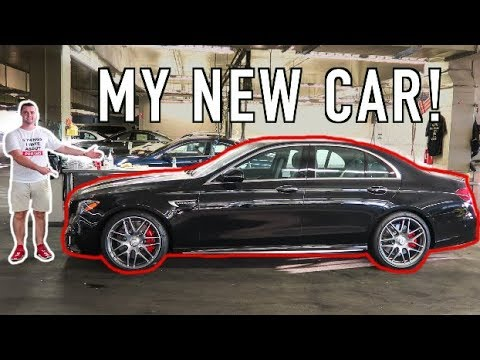 I'M BLOWN AWAY BY THE NEW MERCEDES E63S AMG!
