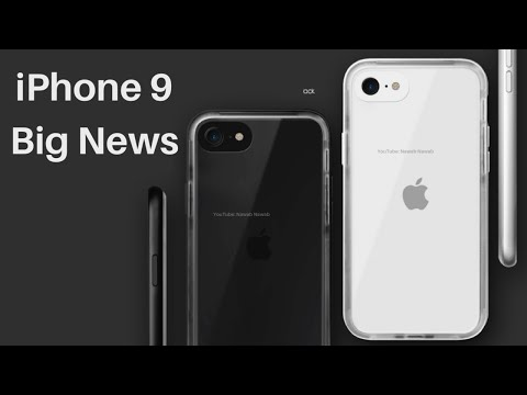 IPhone 9 Big News | IPhone SE 2, IPhone 12 A14 Chip